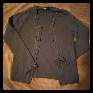 BCBG Womens Cardigan sweater -M-